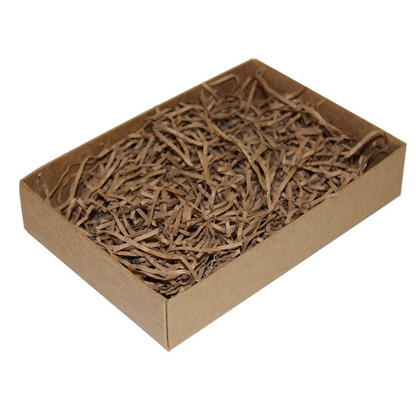 Shredded Paper 4kg Natural Kraft