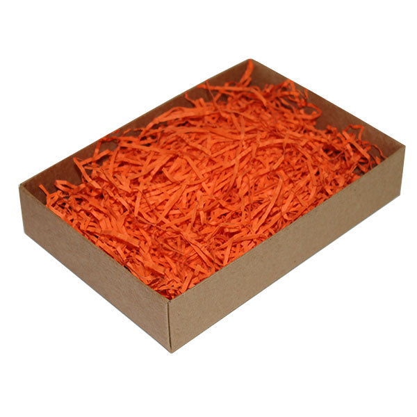 Shredded Paper 4kg Orange