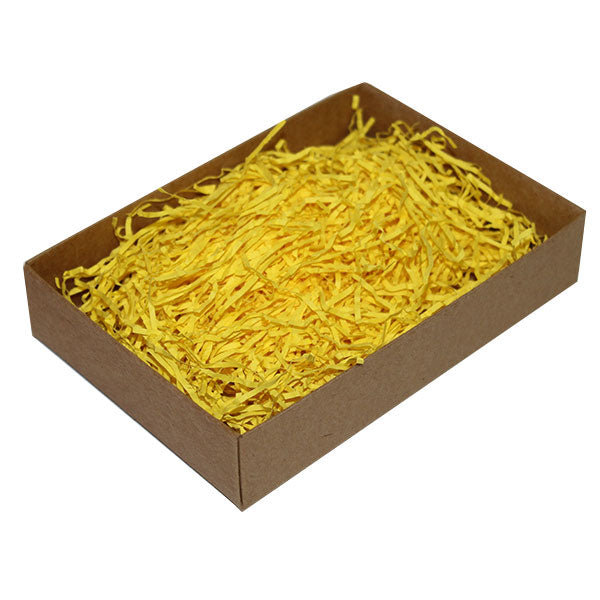 Shredded Paper 4kg Yellow