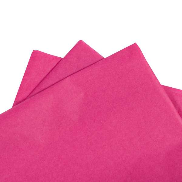 Tissue Paper Cerise 480 sheets