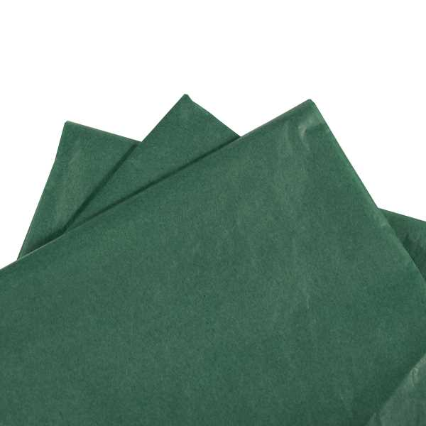 Tissue Paper Forest Green 480 sheets