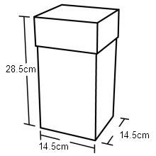 Tower Box (Pack of 20).