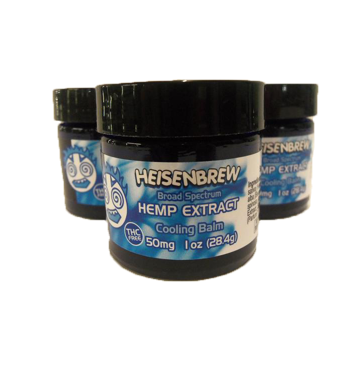 Heisenbrew Hemp Topical Balm