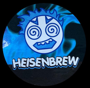 Heisenbrew Sticker