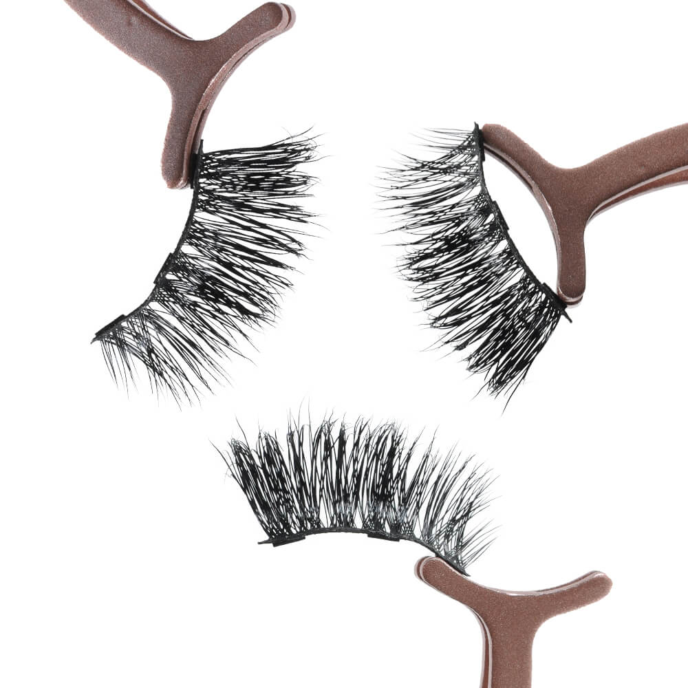 Peeycu Short Magnetic Lashes Kits- Los Angeles