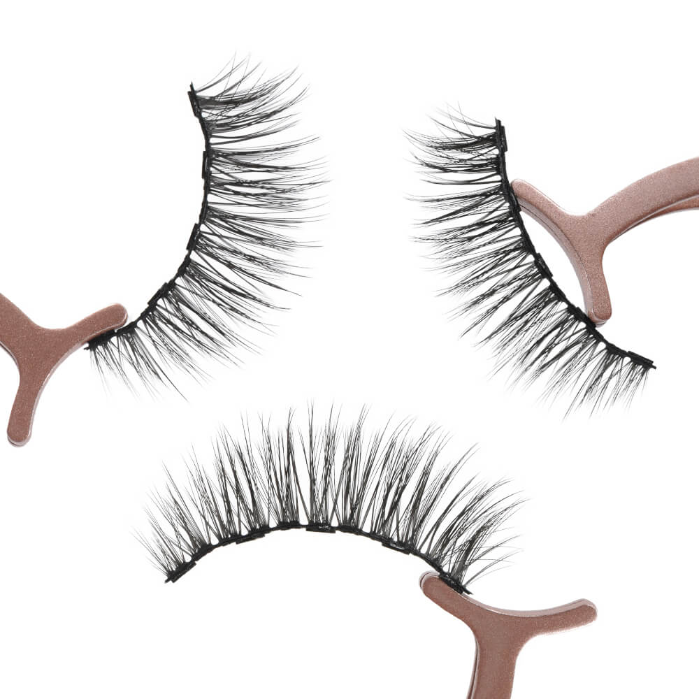 Peeycu Magnetic Lashes Kits - London
