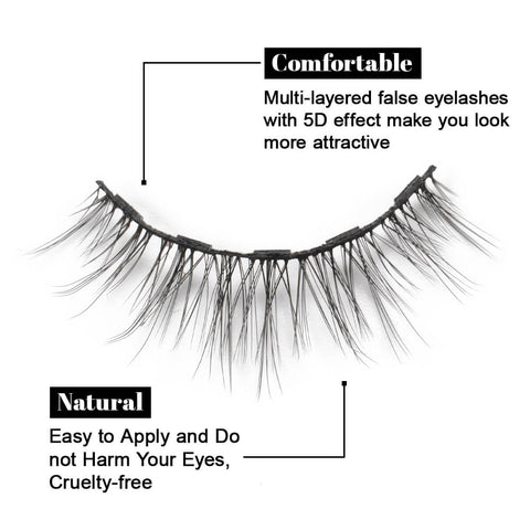 Peeycu Magnetic Lashes Kits- Canadian Rockies