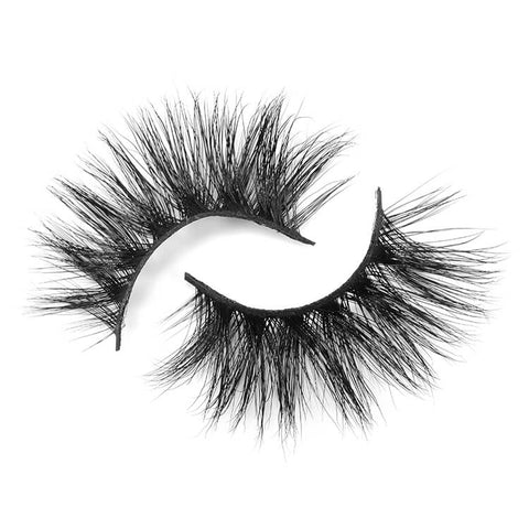 PEEYCU   Luxury 25mm 3D  Mink Lashes -Aegialea