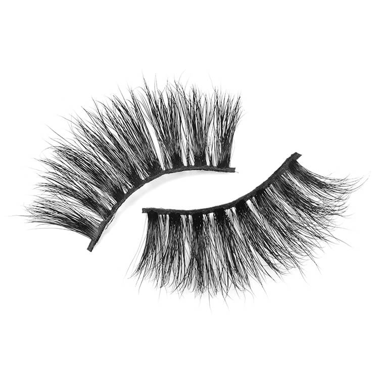 PEEYCU   Luxury 25mm 3D  Mink Lashes -Aegina