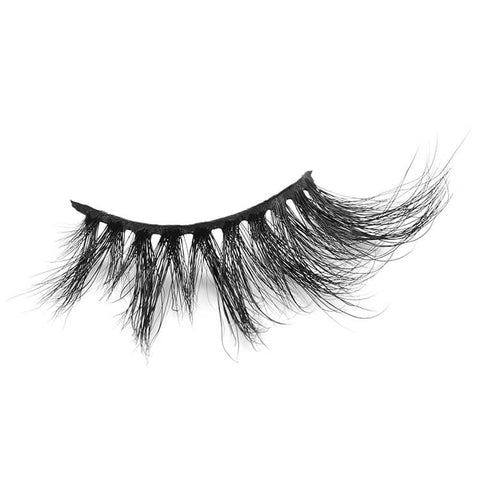 PEEYCU   Luxury 25mm 3D  Mink Lashes -Aella
