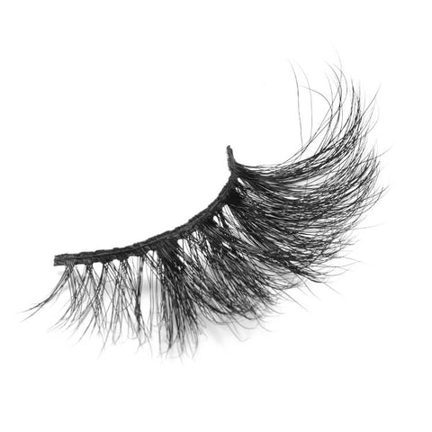 PEEYCU   Luxury 25mm 3D  Mink Lashes -Aeneas