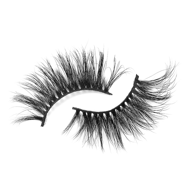 PEEYCU   Luxury 25mm 3D  Mink Lashes -Aerope