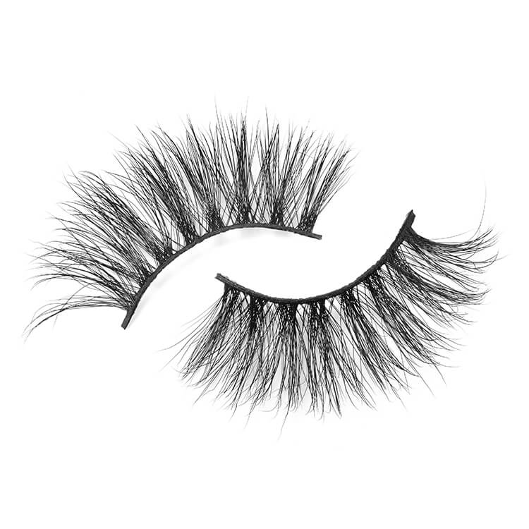 PEEYCU   Luxury 25mm 3D  Mink Lashes -Aeson