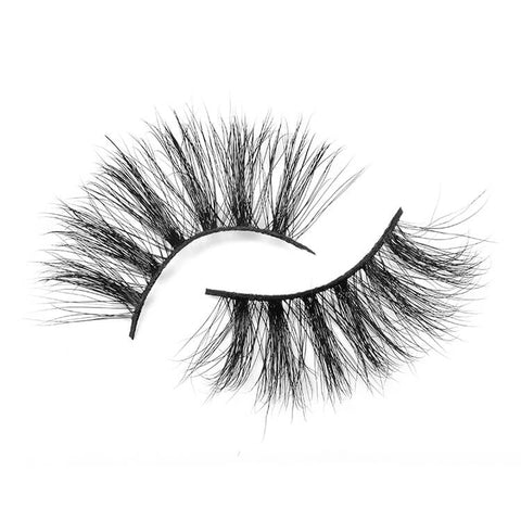 PEEYCU   Luxury 25mm 3D  Mink Lashes -Aethlius