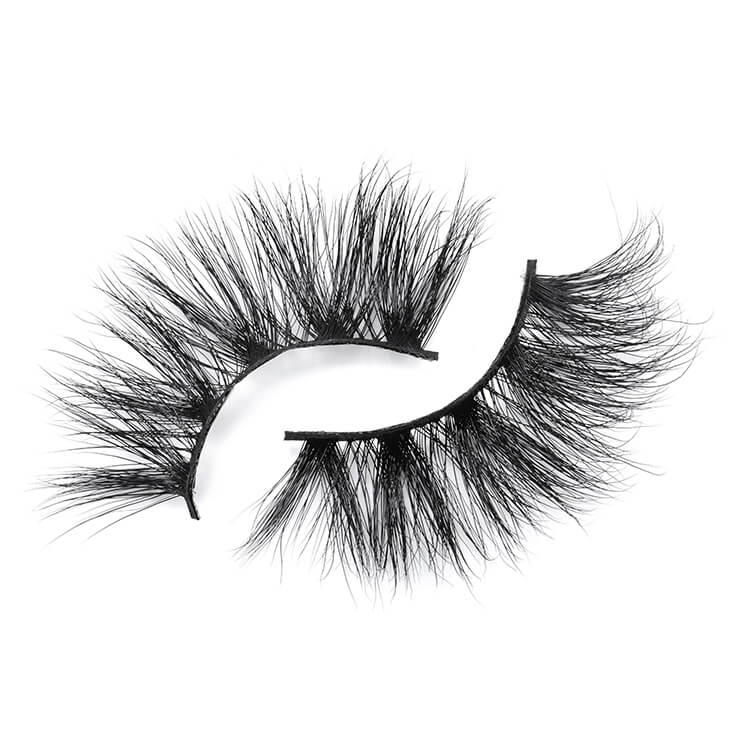 PEEYCU   Luxury 25mm 3D  Mink Lashes -Agelaos