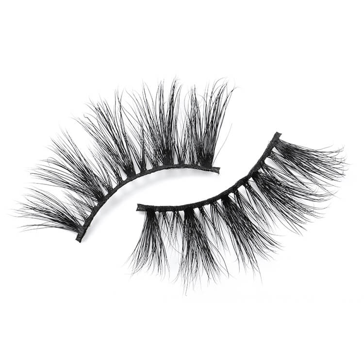 PEEYCU   Luxury 25mm 3D  Mink Lashes -Alcmene