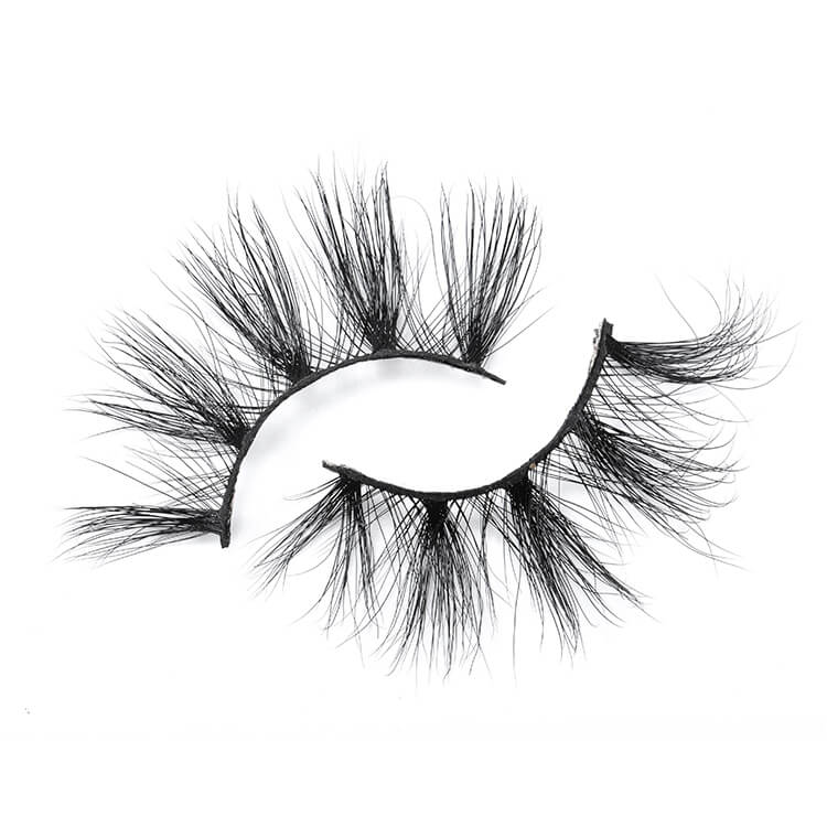 PEEYCU   Luxury 25mm 3D  Mink Lashes -Aristomachus