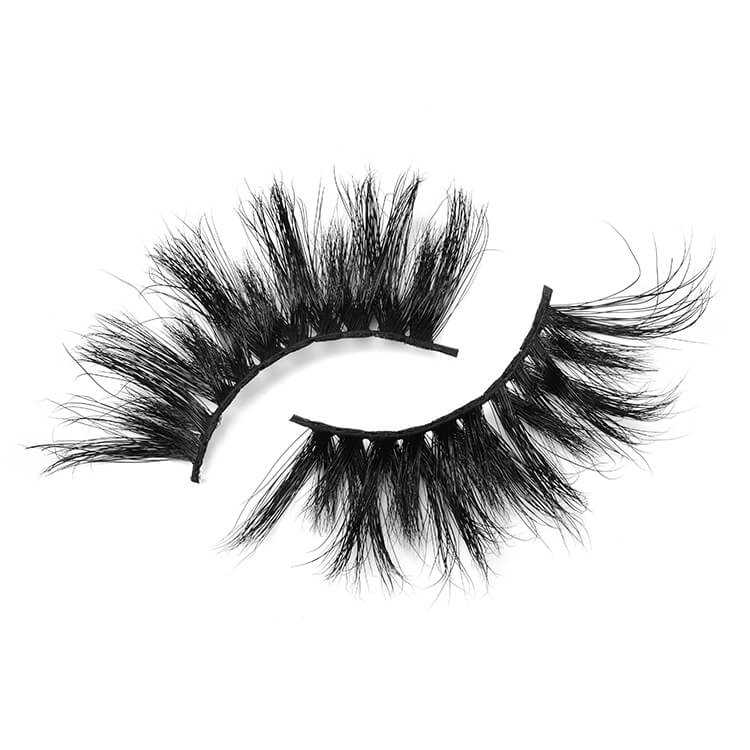 PEEYCU   Luxury 25mm 3D  Mink Lashes -Adrastus