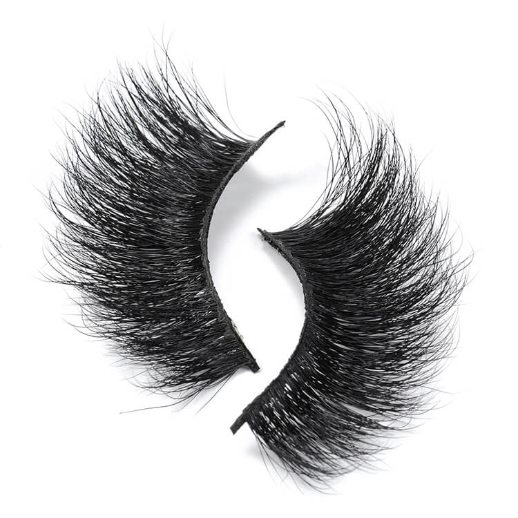 PEEYCU   Luxury 25mm 3D  Mink Lashes -Bacis