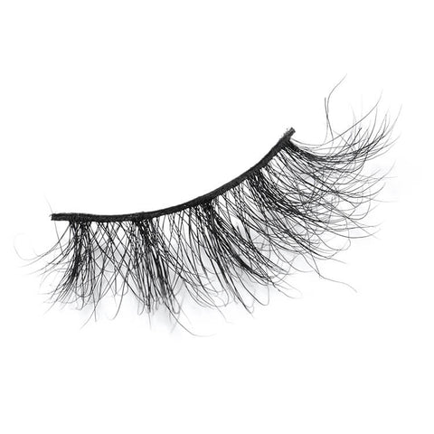 PEEYCU   Luxury 25mm 3D  Mink Lashes -Briseis