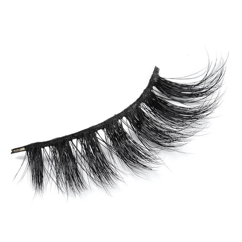 PEEYCU   Luxury 25mm 3D  Mink Lashes - Bias