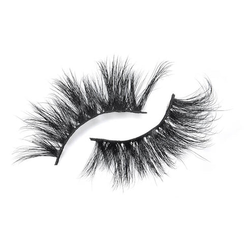 PEEYCU   Luxury 25mm 3D  Mink Lashes - Calais