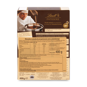 PATISSERIE CHOCOLATE CAKE 400g
