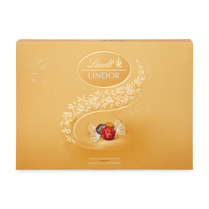 LINDOR ASSORTED BOX 250g