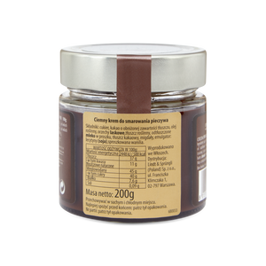 LINDT CHOCCOLATE SPREAD (DARK) 200g