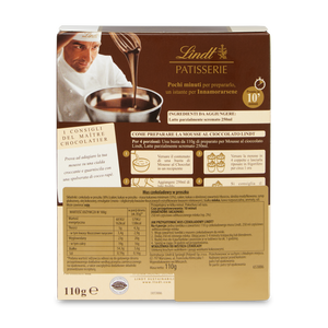 PATISSERIE CHOCOLATE MOUSSE 110g
