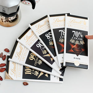 EXCELLENCE 99% COCOA 50g