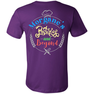 MORGANE'S PASTRIES AND BEYOND Short-Sleeve T-Shirt