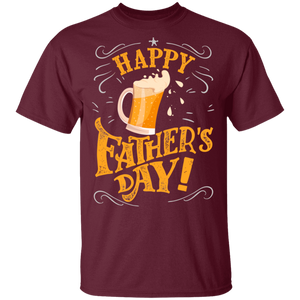 Promotional happy fathers day T-Shirt