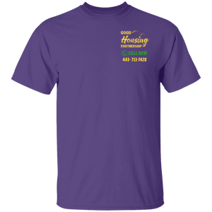Good housing partnerships T-Shirt