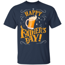 Load image into Gallery viewer, Promotional happy fathers day T-Shirt