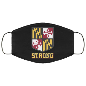 Promotional Maryland Face Mask
