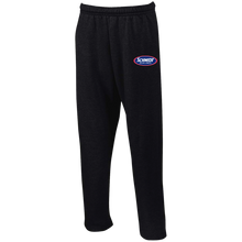 Load image into Gallery viewer, Schmidt Open Bottom Sweatpants with Pockets