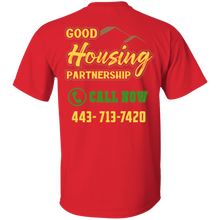 Load image into Gallery viewer, Good housing partnerships T-Shirt