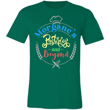 Load image into Gallery viewer, MORGANE'S PASTRIES AND BEYOND Short-Sleeve T-Shirt