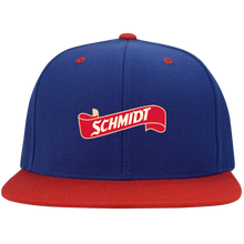 Load image into Gallery viewer, SCHMIDT High-Profile Snapback Hat
