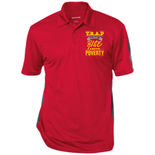 Load image into Gallery viewer, T.r.a.p Three-Button Polo