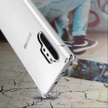 Load image into Gallery viewer, Galaxy Note 10 Plus King Kong Anti-Knock TPU Transparent Case