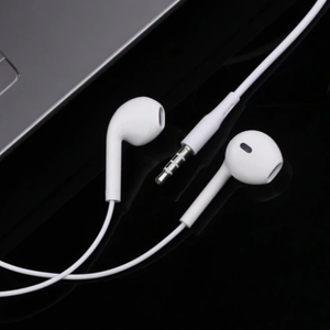 Premium Series Half In-Ear Wire Earphone