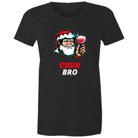 chur bro - Women's Maple Tee
