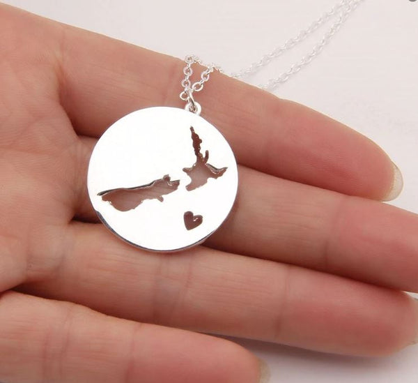 Product of the month: Silver NZ Necklace - Save 50%