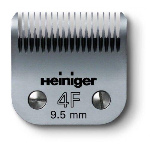 Clipper Blade #4F / 9.5 mm Dog/Horse Blade Set