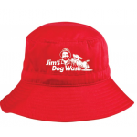 Jim's Dog Wash Bucket Hat Small/Medium
