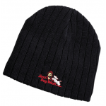 Jim's Dog Wash Cable Knit Beanie