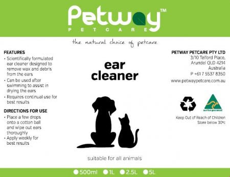 Petway Ear Cleaner 500ML