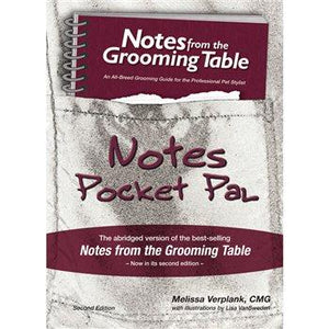 Notes From The Grooming Pocket Pals - 2nd Edition
